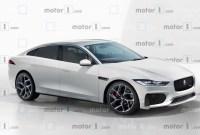 2023 Jaguar XJ Spy Shots