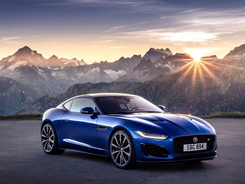 2023 Jaguar XK Spy Shots
