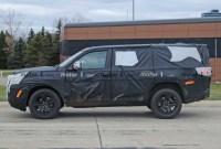 2023 Jeep Grand Wagoneer Spy Photos