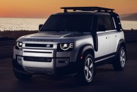 2023 Land Rover Defender Specs