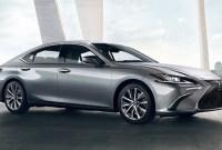 2023 Lexus ES 350 Release date