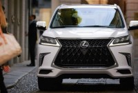 2023 Lexus LX 570 Exterior