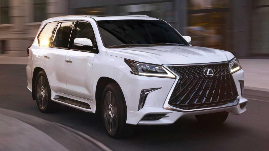 2023 Lexus LX 570 Interior