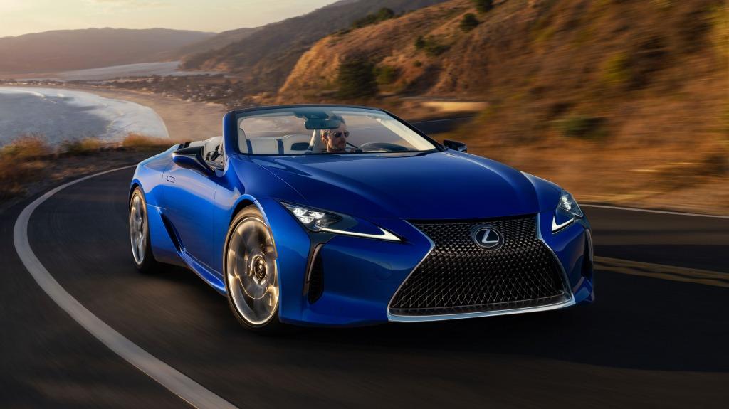2023 Lexus TX Release Date