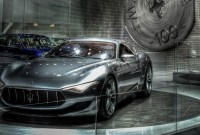 2023 Maserati Quattroportes Drivetrain