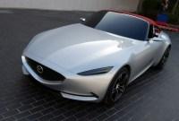 2023 Mazda MX5 Miata Spy Photos