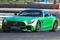 2023 Mercedes AMG GT Interior