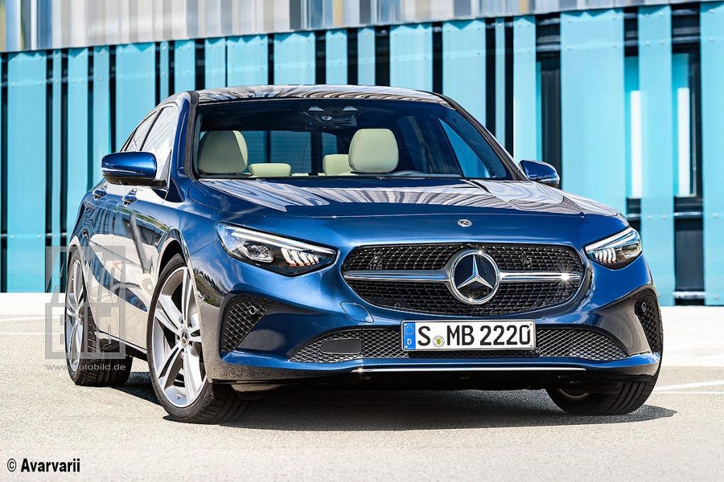 2023 Mercedes EClass Powertrain