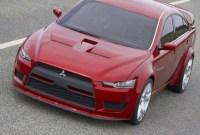 2023 Mitsubishi Lancer EVO XI Drivetrain