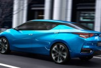 2023 Nissan Lannia Spy Shots