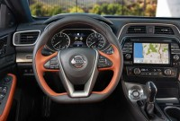 2023 Nissan Maximas Pictures