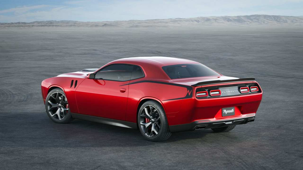 2023 Plymouth Barracuda Wallpapers