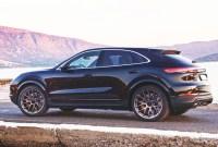 2023 Porsche Cayenne Interior