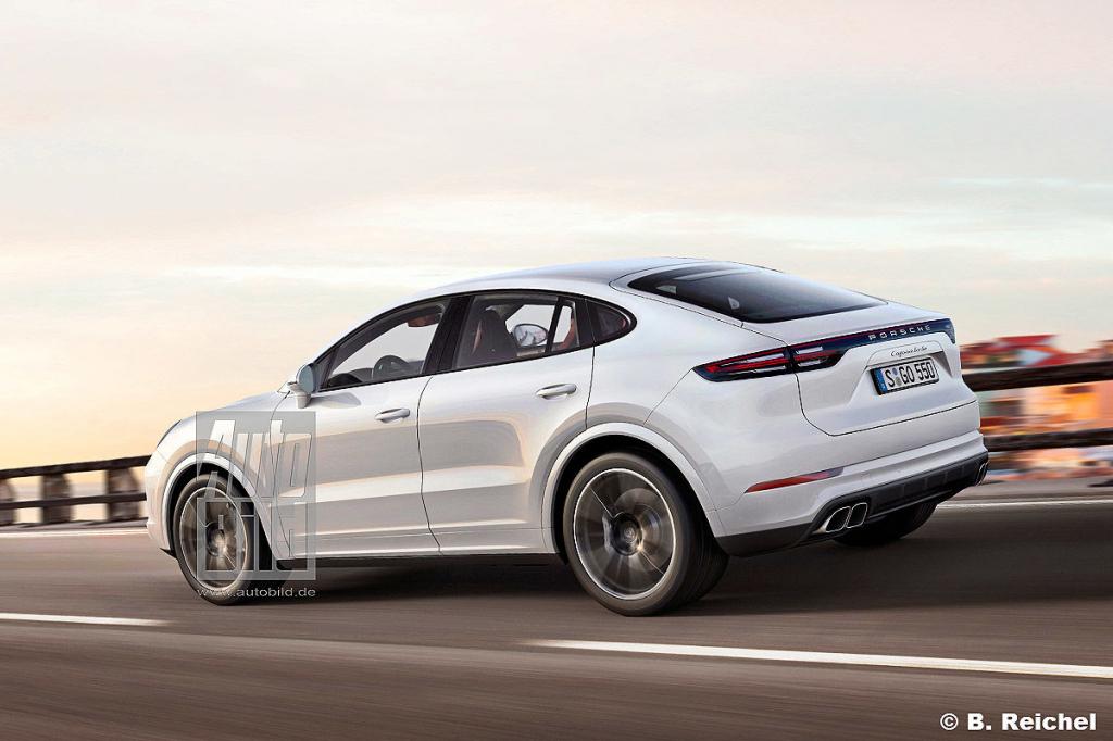 2023 Porsche Cayenne Wallpapers