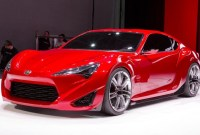 2021 Scion FRS Engine