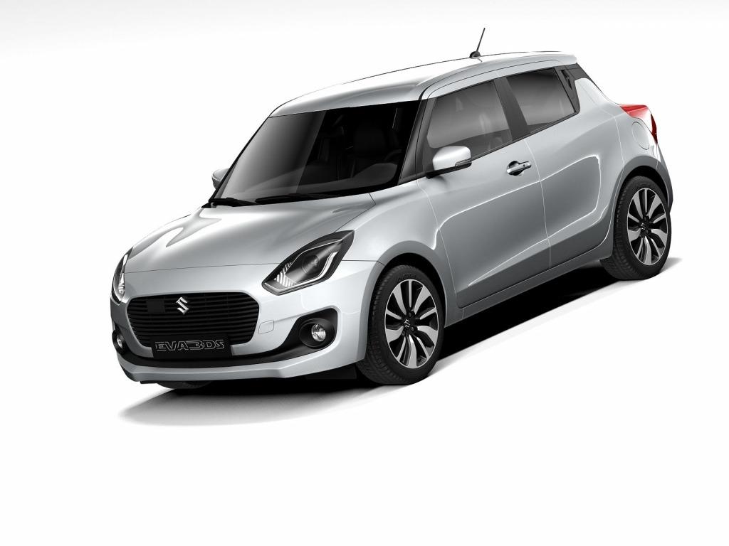 2023 Suzuki Swift Redesign