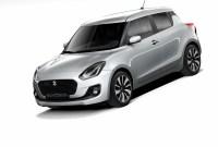 2021 Suzuki Swift Redesign