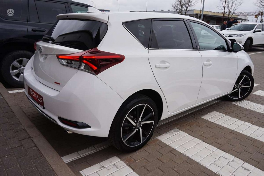 2023 Toyota Auris Powertrain