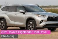 2023 Toyota Highlander Spy Photos