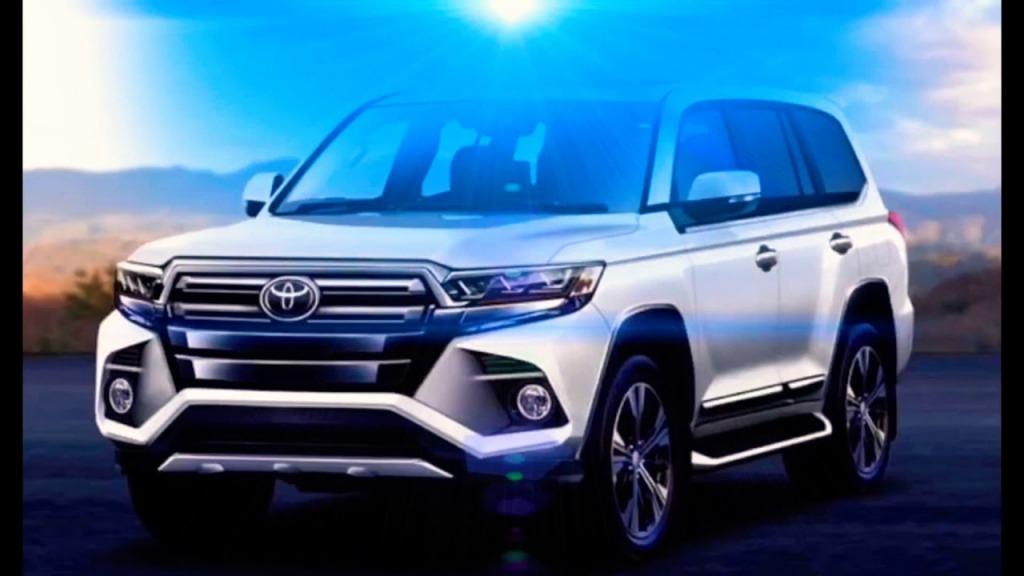 2023 Toyota Prado Specs