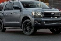 2021 Toyota Sequoia Spy Photos