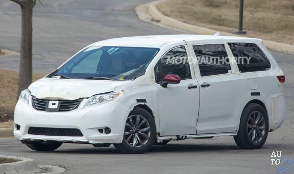 2023 Toyota Sienna Concept