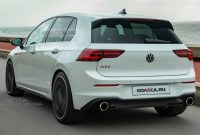 2023 Volkswagen Golf GTD Pictures