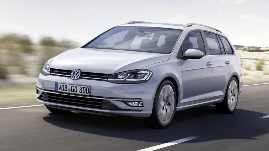 2023 Volkswagen Golf Sportwagen Drivetrain