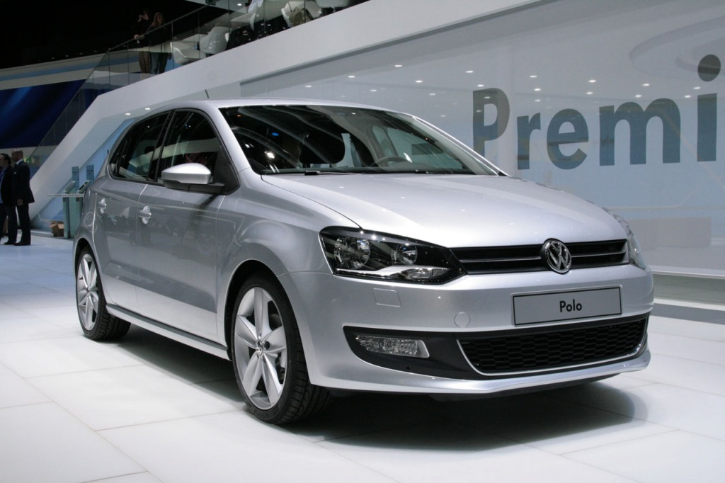 2023 Volkswagen Polos Pictures