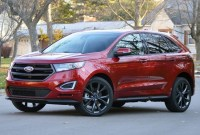 Ford Edge New Design Pictures