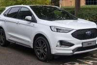 Ford Edge New Design Redesign