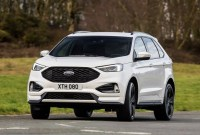 Ford Edge New Design Wallpapers