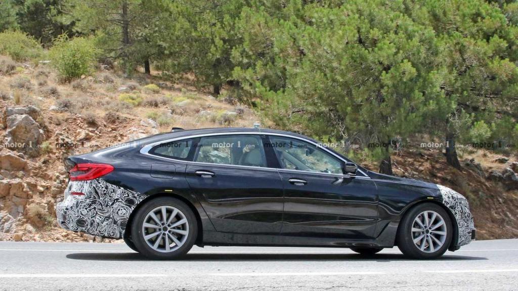 2023 BMW 6 Spy Shots