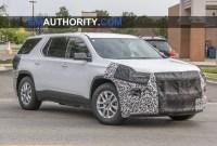2023 Chevrolet Traverses Price