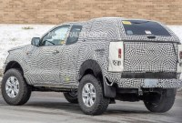 2023 Ford Bronco Spy Shots