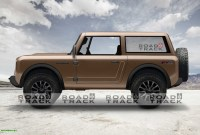 2023 Ford Troller T4 Exterior