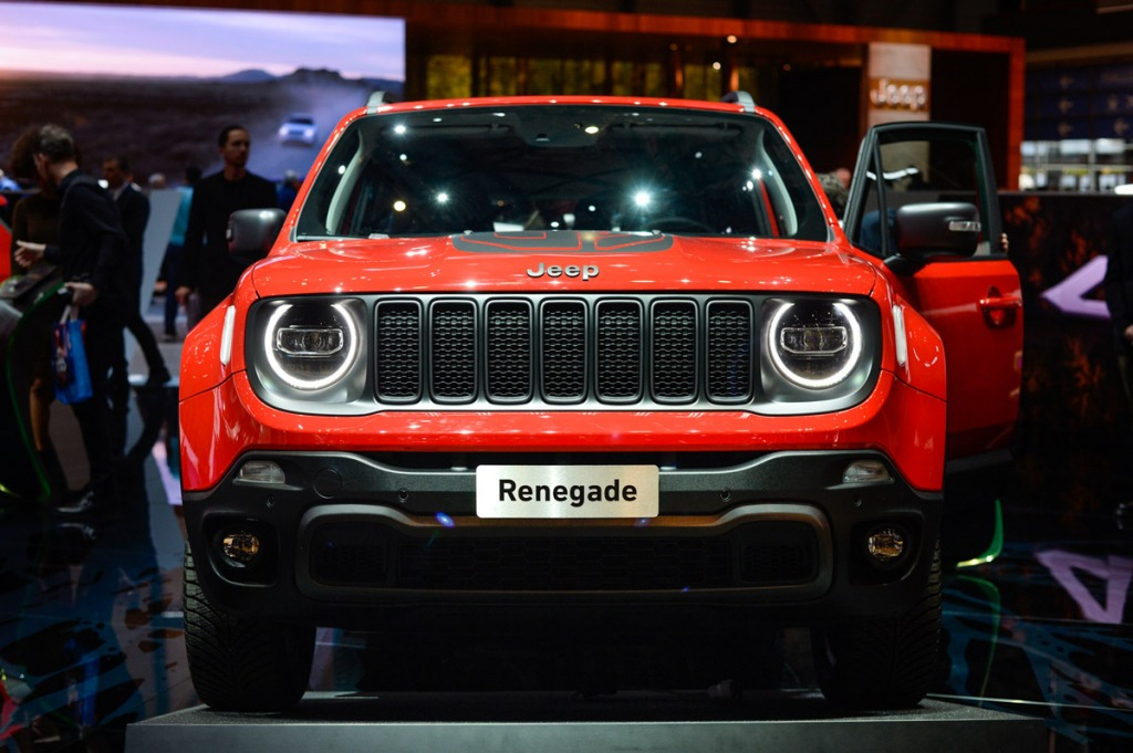 2023 Jeep Renegade Pictures