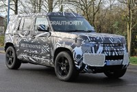 2023 Land Rover LR4 Pictures
