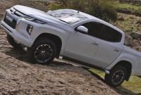 2023 Mitsubishi Triton Spy Shots