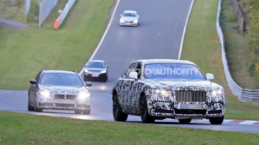 2023 Rolls Royce Phantoms Concept