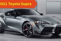 2023 Toyota Supra Redesign