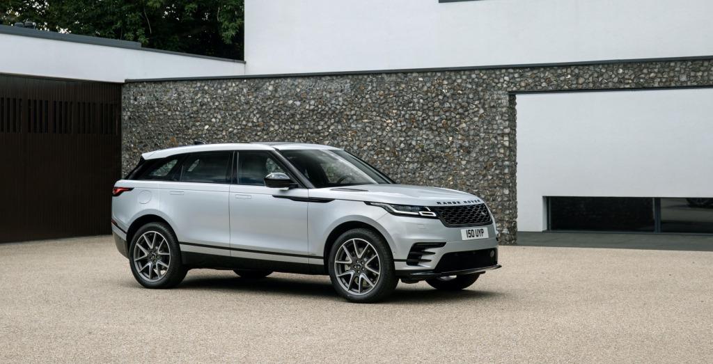 2021 Range Rover Velar Price