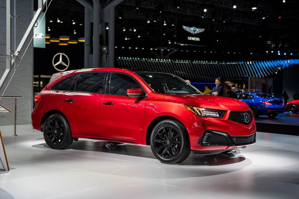 2022 Acura MDX Price