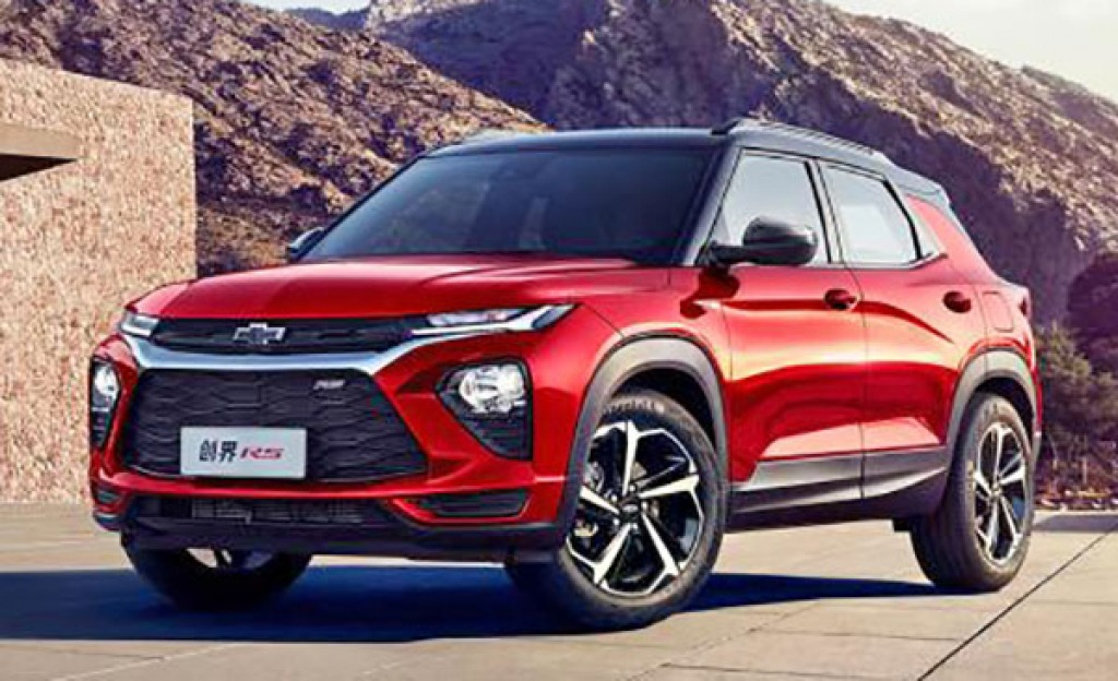 2022 Chevy Blazer Wallpapers