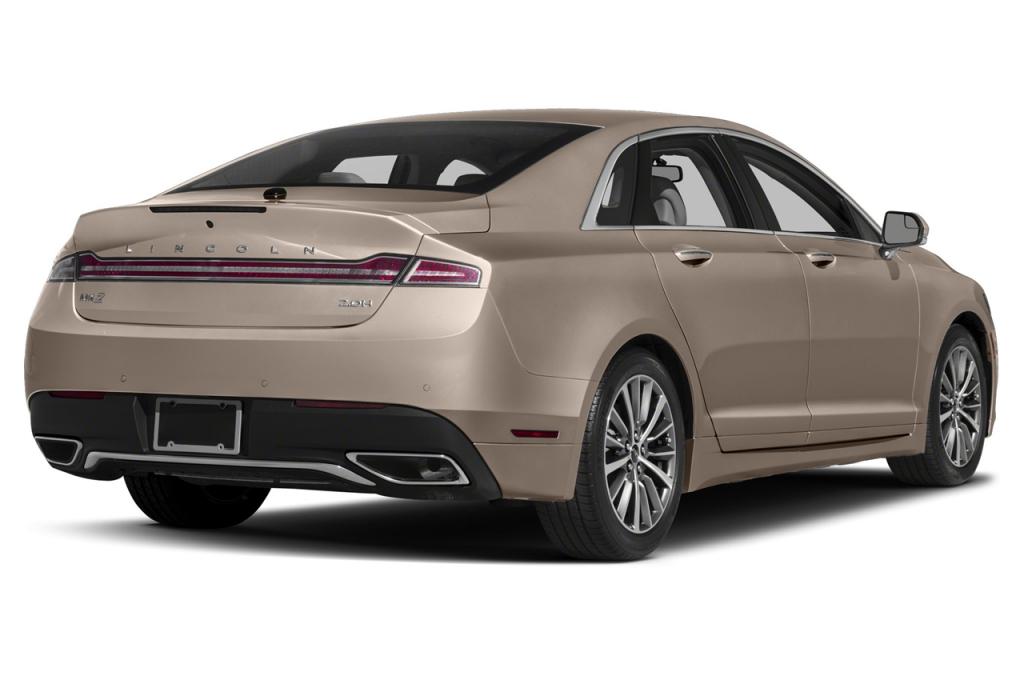 2022 Lincoln MKX Drivetrain