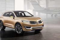 2022 Lincoln MKX Images