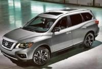 2022 Nissan Pathfinder Images