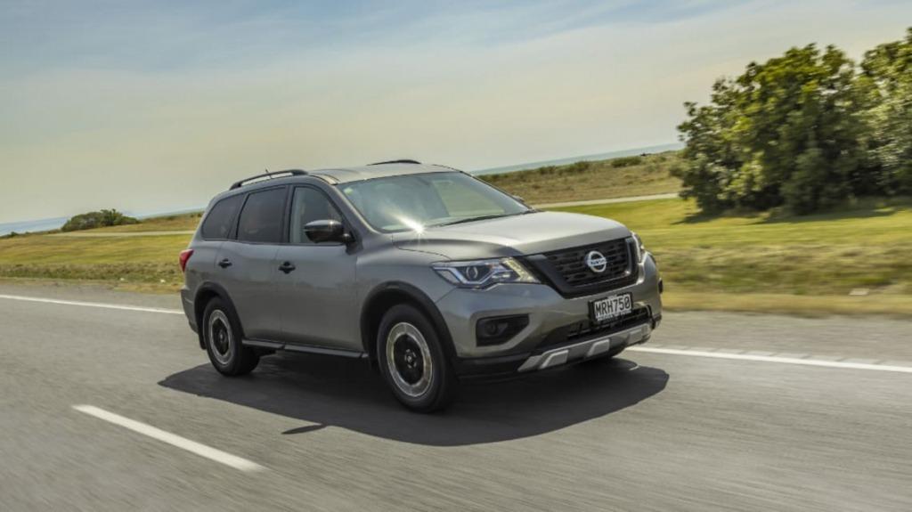 2022 Nissan Pathfinder Powertrain