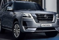 2022 Nissan Patrol Pictures