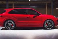 2022 Porsche Cayenne Drivetrain